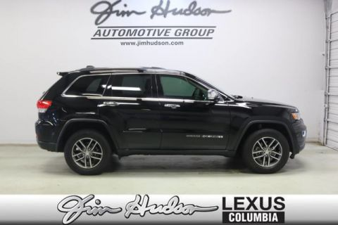 2017 Jeep Grand Cherokee Limited Navigation, Sunroof, Trailer Towing Package