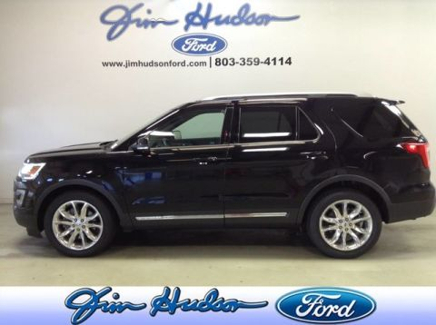 2016 Ford Explorer XLT NAVI LEATHER 20 INCH POLISHED WHEELS POWER LIFTGATE