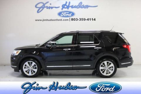 2019 Ford Explorer Limited CERTIFIED PRE OWNED NAVI TWIN PANEL ROOF SYNC 3 SONY STEREO BLIS TOW PACKAG