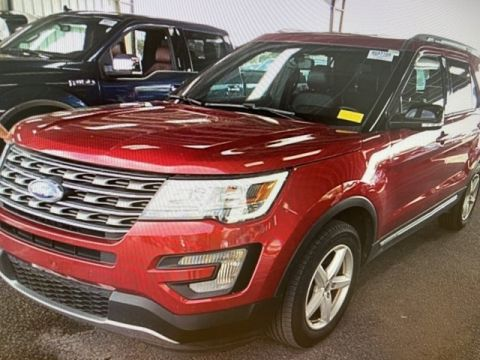 Used 2017 Ford Explorer XLT 4WD CPO NAVI LEATHER HANDS FREE LIFT GATE HEATED S