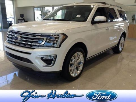 2018 Ford Expedition Max NAVI PANO ROOF 2N Limited 4x2