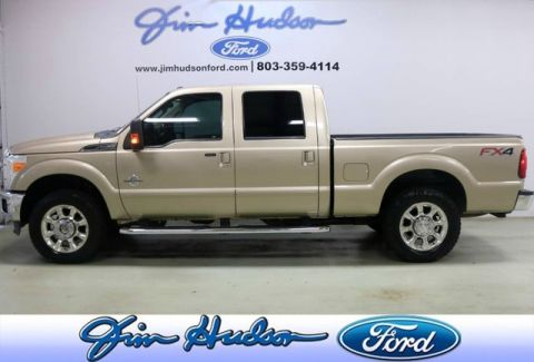 2012 Ford Super Duty F-250 SRW 4WD Crew Cab Lariat ULTIMATE PACKAGE NAVI MOONROOF LEATHER HEATE