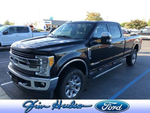 2017 Ford Super Duty F-350 SRW Lariat 4WD Crew Cab DIESEL NAVI TWIN PANEL ROOF LARIAT UTLIMATE PACKAGE FX4 5TH WHEEL PREP