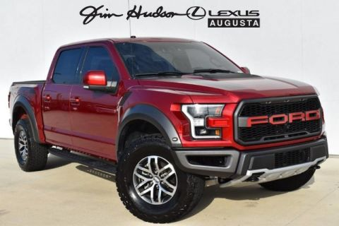 2018 Ford Raptor F-150 LEATHER/NAV