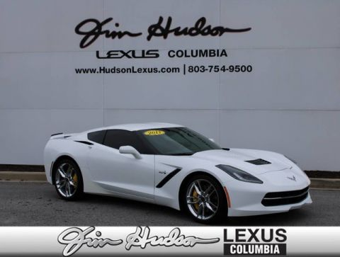 2017 Chevrolet Corvette Stingray Z51 1LT  Magnetic Ride Control  Premium Bose Audio w Apple Carpl