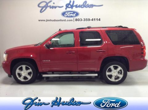 2014 Chevrolet Tahoe LT BOSE STEREO TOW PACKAGE REMOTE START