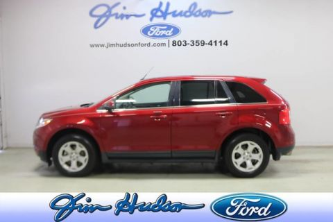 2014 Ford Edge Limited NAVIGATION LEATHER VISTA ROOF