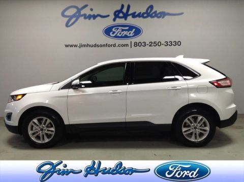 2016 Ford Edge SEL LOW MILES LOCAL TRADE SUPER CLEAN