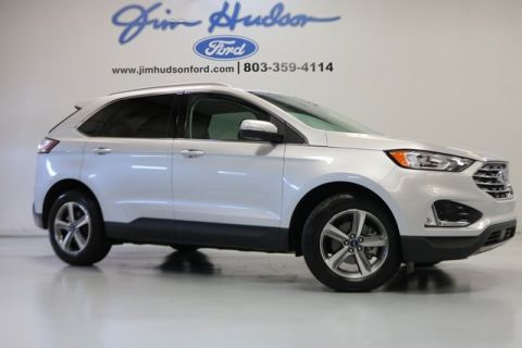 Used 2019 Ford Edge SEL CPO NAVI LEATHER ADAPTIVE CRUISE HEATED SEATS LOW
