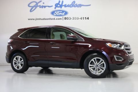 Used 2017 Ford Edge SEL CPO NAVI LEATHER TECH PACHAKE BLIS