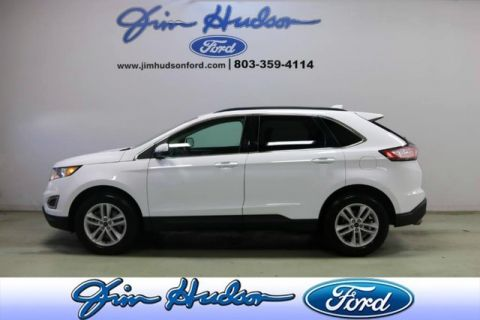 2018 Ford Edge SEL AWD LEATHER POWER EQUIPMENT
