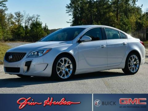 2016 Buick Regal GS 4dr Sdn FWD