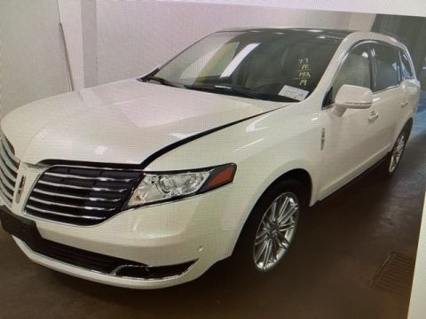 Used 2019 Lincoln MKT Standard NAVI LEATHER SUNROOF BLIS LANE KEEP ASSIST