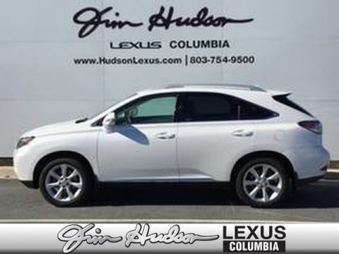 2012 Lexus RX 350 Navigation, Comfort & Premium Packages