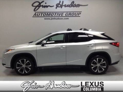 2016 Lexus RX 350 L Certified Unlimited Mile Warranty  Navigation  Premium Package  Lexus Safety System   Blind Spot Monitor