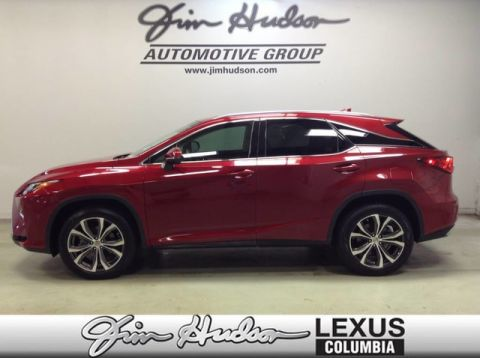 2017 Lexus RX 350 L/Certified Unlimited Mile Warranty, Navigation, Premium Package, Lexus Safety +, Blind Spot Monitor System