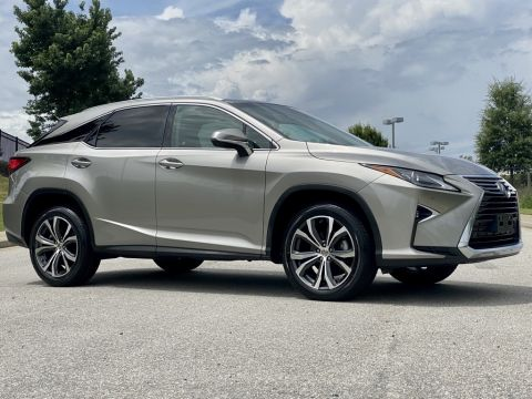 L/Certified 2017 Lexus RX 350 L/Certified Unlimited Mile Warranty, Navigation
