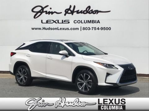 2016 Lexus RX 350 L Certified Unlimited Mile Warranty  Navigation  Premium Package  Lexus Safety    Blind Spot Monitor System