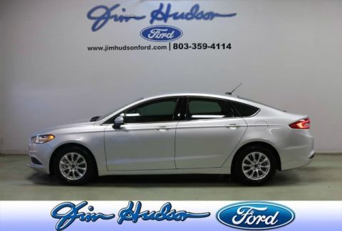 2018 Ford Fusion S LOW MILES LOCAL TRADE