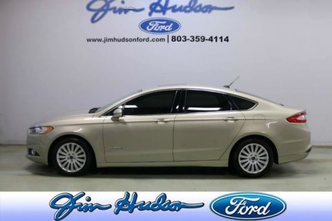 2015 Ford Fusion SE Hybrid LEATHER MOONROOF ADAPTIVE CRUISE PARK ASSIST
