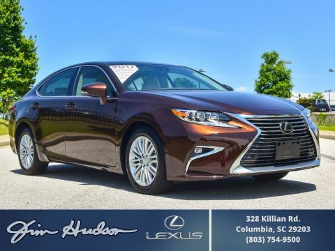 L/Certified 2017 Lexus ES 350 L/Certified Unlimited Mile Warranty, Premium