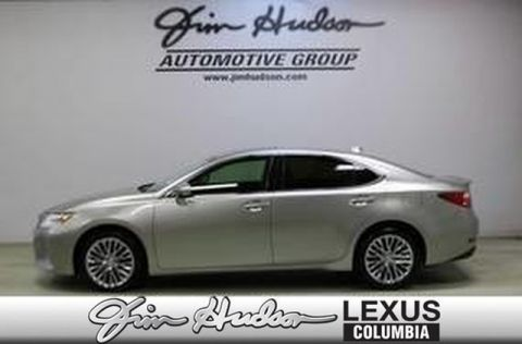 2016 Lexus ES 350 L/Certified Unlimited Mile Warranty, Navigation, Luxury Package, Lexus Safety +, Blind Spot Monitor System