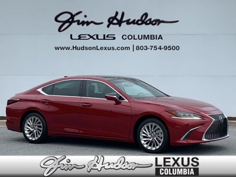 2019 Lexus ES 350 ULTRA LUXURY ES 350 Ultra Luxury