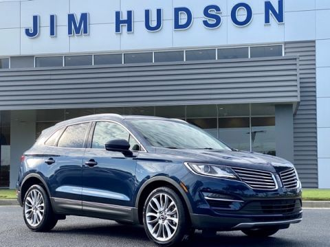 Used 2017 Lincoln MKC Reserve NAVI LEATHER PANO ROOF HEATED COOLED SEATS