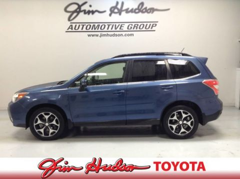 2014 Subaru Forester 2 0XT Touring  Panoramic power moonroof