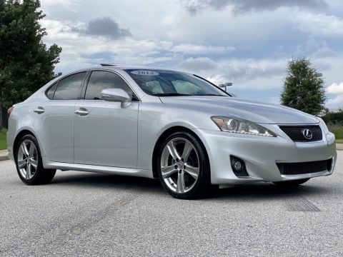 Used 2013 Lexus IS 250 Navigation, Leather, Power Moon Roof