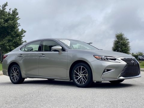 L/Certified 2017 Lexus ES 350 L/Certified Unlimited Mile Warranty, Luxury