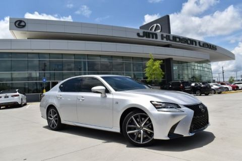 New 2020 Lexus GS 350