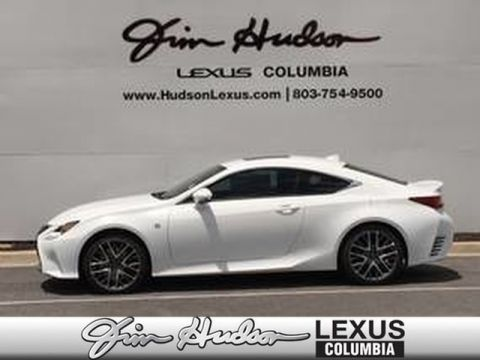 2016 Lexus RC 300 L/Certified Unlimited Mile Warranty, Navigation, F Sport Package, Blind Spot Monitoring System