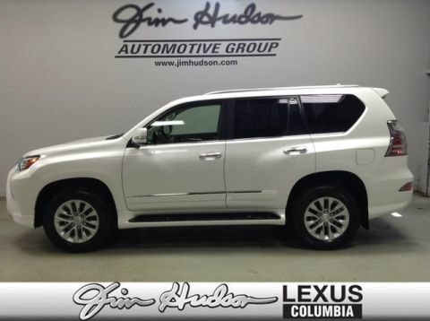 2015 Lexus GX 460 Navigation  Premium Package  Intuitive Parking Assist  Heated Ventilated Front Seats  Heated Outboard 2nd Row Seats