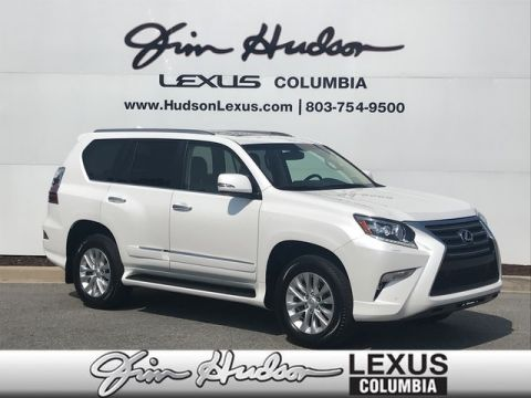 2018 Lexus GX 460 Premium L/Certified Unlimited Mile Warranty, Navigation, Premium Package, Heated/Ventilated Seats, Blind Spot Monitor