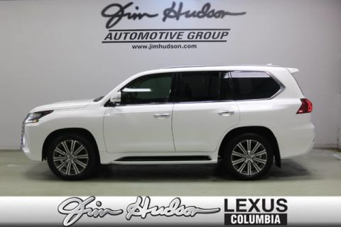 2017 Lexus LX 570 L/Certified Unlimited Mile Warranty, Luxury Package, Heads Up Display, Lexus Safety+ System, Mark Levinson Audio