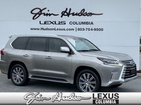 2016 Lexus LX 570 L Certified Unlimited Mile Warranty  Navigation  Luxury Package  Mark Levinson Audio  21 Alloy Wheels  Cool Box  Heads-up Display