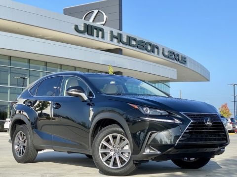 L/Certified 2018 Lexus NX 300 Base