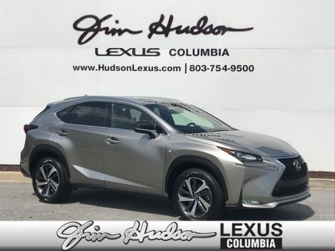 2017 Lexus NX L Certified Unlimited Mile Warranty  Premium F Sport Package  Intuitive Parking Assist  Blind Spot Monitor System