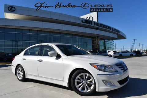 2013 Hyundai Genesis LEATHER ROOF PWR PACK