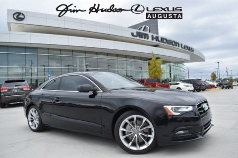 2013 Audi A5   Premium Plus   Navigation   Bluetooth   Leather