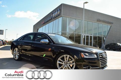 2017 Audi S8 PLUS NAV MASSAGE LOADED