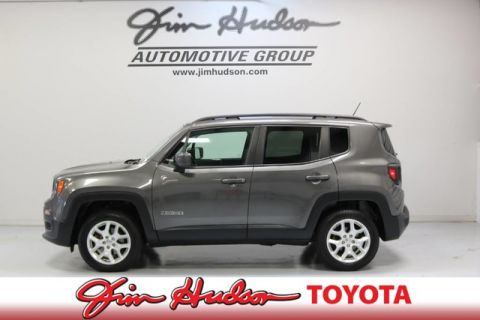 2016 Jeep Renegade Latitude   Cold Weather Group   Popular Equipment Group
